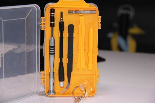 110 In 1 Screwdriver Set photo review