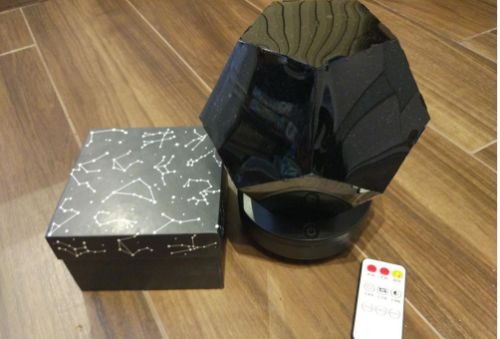 Starry Sky Night Light Projector photo review