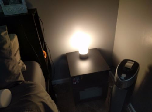 """Candle With Bluetooth And App Control €"""" Go Tech! photo review"""