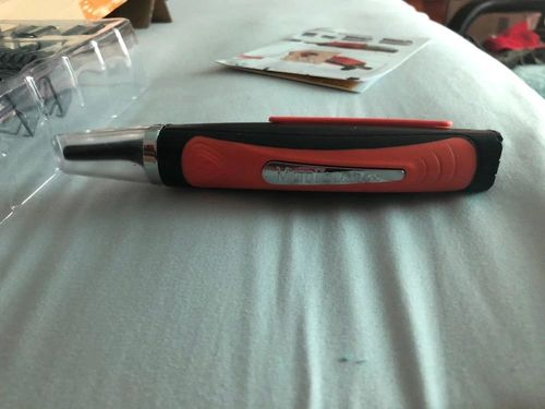Switchblade Hair Trimmer photo review