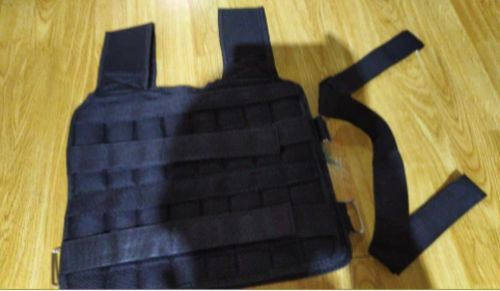 Weighted Vest For Running, Weighted Vest With Weights, Adjustable Weight Vest 0 To 110Lbs photo review