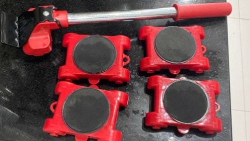 Heavy Furniture Roller Move Tool photo review