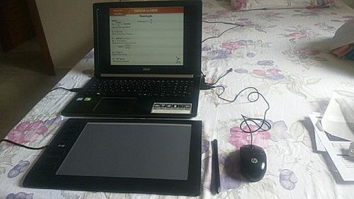 Professional Artist Digital Drawing Sketch Pad photo review