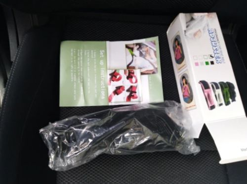 Adjuster Car Seat Belt For Pregnancy Driving photo review