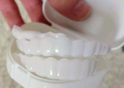 Magic Teeth Snap On Veneers photo review