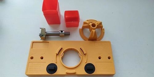 35Mm Hinge Drilling Jig Woodworking Tool Set photo review