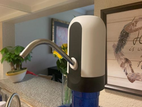 Portable Electric Water Dispenser photo review