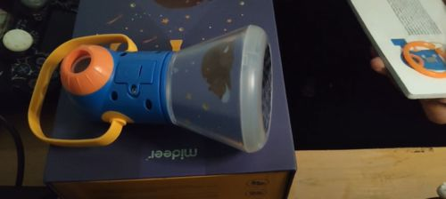 Starry Night Light Multifunctional Story Projector photo review