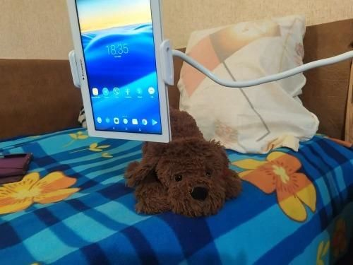 2 In 1 Mobile Phone Hd Projector + Bracket Stand photo review